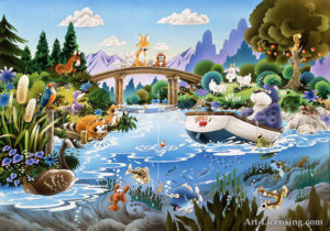 Wonder Pond