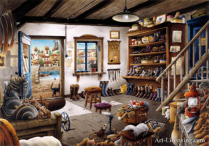 The Cobbler Shop