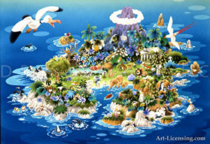 The Animals Island