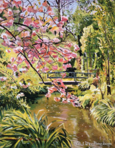 Monet Spring