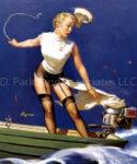 A Fast Take Off 1954