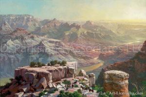 Arizona-Grand Canyon Vista
