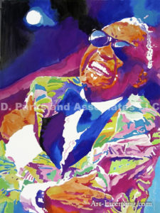 Inspired by Brother Ray Charles