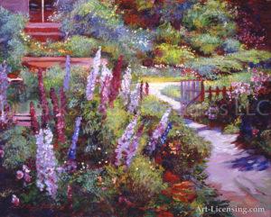 Backyard Blooming Splendor