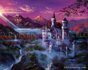 Castle Mystery Castle