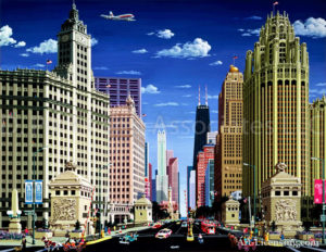 Chicago-Magnificent Mile