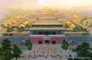 China-Forbidden City