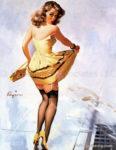 Dampened Doll 1967