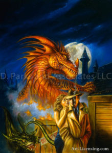 Dragon Done