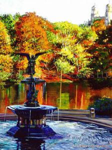 Fountain Central Parks