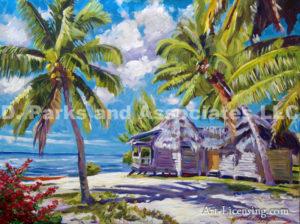 Hawaii Beach Shack