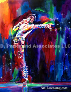 Inspired by Michael Jackson Magic