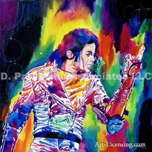 Inspired by Michael Jackson Shopper