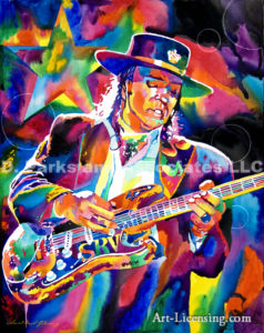 Inspired by Stevie Ray Vaughan