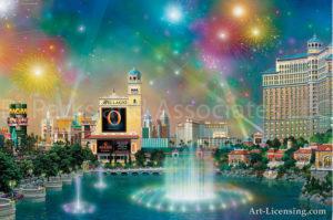 Las Vegas Evening