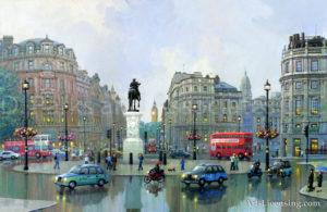 London-Charing Cross