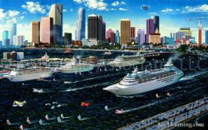 Miami-Cruising