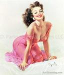 Mimi Sweat Dreams 1956