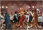 NEW YEAR'S EVE IN DOGVILLE