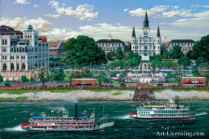 New Orleans-Jackson Square