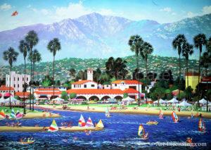 Northern California-Santa Barbra