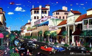 Palm Beach-Worth Avenue