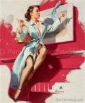 Pretty Cagey 1953