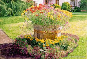Rainbarrel Garden