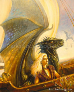 Sailing With Dragons
