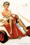 Sharp Curves 1960