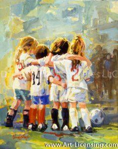 Soccer Hug