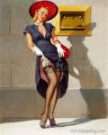 Socking It Away 1949