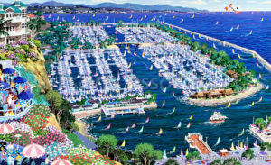 Southern California-Dana Point Harbor