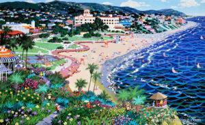 Southern California-Laguna Beach