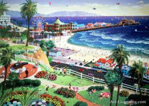 Southern California-Santa Monica