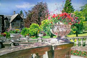 Spring in Hatley Park Colores