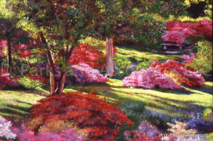 Springtime for Azaleas