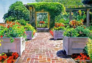 The Beautiful Italian Garden