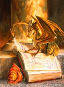 The Bookish Dragon