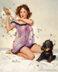 Ticklish Situation 1957