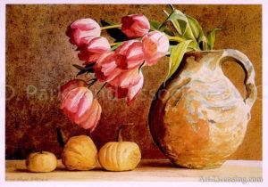 Tulips and Squash