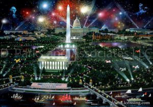 Washington-Celebration