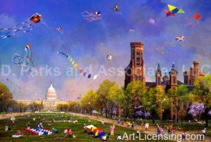 Washington DC-National Kite Day