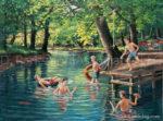 mallecks bend swimming hole