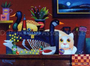 Mannie and the Mallard