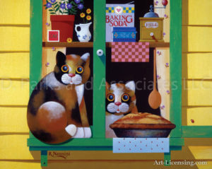 Patches and Snooks Window