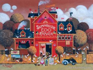 Sunnyside Egg Ranch