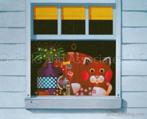 Tiggers Window