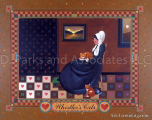 Whistler's Cats