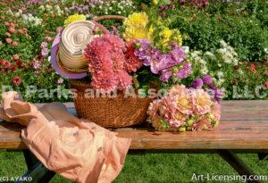0139-Dahlia Bouquets